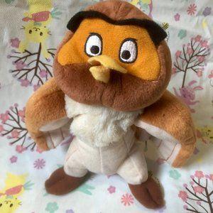 Mattel Pooh - Owl Beanbag Friend Plush